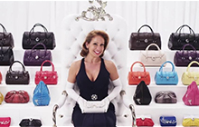 Dominie Luxury - Handbags are a Girls Best Friend